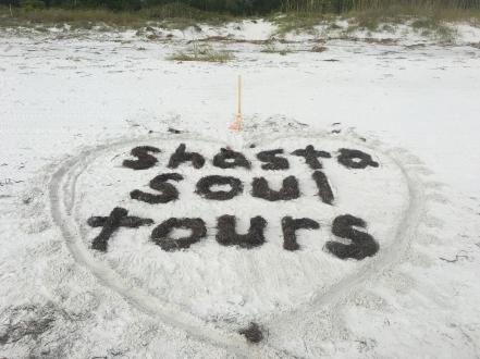 shasta soul tours